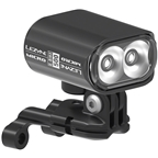 Lezyne Ebike Micro Drive 500 LED Headlight: Black