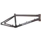 "FBM Steadfast BMX Frame - 21.25"" TT, Translucent Brown"