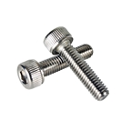 Sunlite Stainless Steel Socket Cap Bolts, M5 x 20, M5x.80mm TP, Bag of 10