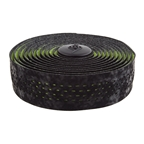 Origin8 SOFTAC PERF Bar Tape, Black/Hi-Viz Yellow, 2000mm