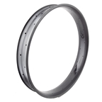 "Origin8 Bolt Carbon Fat 26"" Rim, 559x80x22, 32H, Black"