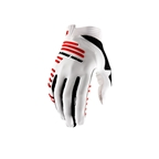 100% R-Core Gloves, White