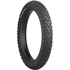 Surly Nate Tire - 26 x 3.8, Tubeless, Folding, Black, 120tpi