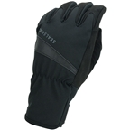 SealSkinz Waterproof All Weather Cycle Gloves - Black, Full Finger