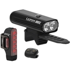 Lezyne Connect Drive Light Set 1000XL Macro Drive/Rear Strip Drive