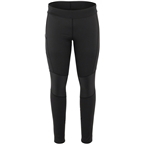 Garneau Solano Men's Chamois Tights: Black