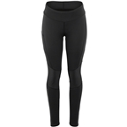 Garneau Solano Women's Chamois Tights: Black