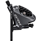 Shimano GRX BR-RX810 Flat-Mount Disc Brake Caliper, Resin Pads with Fins, Adaptor Sold Seperately