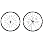 Vision TriMax 35 Wheelset - 700c, QR x 100/130mm, HG 11, Black, Clincher