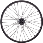 "Salt EX Front Wheel - 20"", 3/8"" x 100mm, Rim Brake, Black, Clincher"
