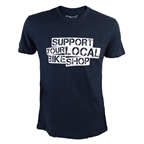 Dhdwear Support Your Local Bike Shop Apparel: T-shirts