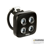 Knog Blinder Mob The Face Front Headlight, Black