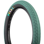 Eclat Morrow Tire - 20 x 2.4, Clincher, Wire, Forest Green/Black