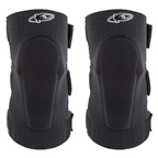 Lizard Skins Large Elbow Guards, Black