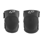 Lizard Skins Youth Knee/Mini Shin/Elbow Pads, Black