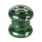 "Origin8 SSR Threadless Headset, 1-1/8"", Anodized Green"
