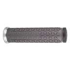 AME 1.3 MTB Tri Clamp-On Grips, Gray