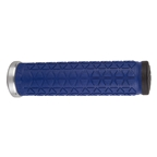 AME 1.3 MTB Tri Clamp-On Grips, Blue