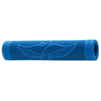 Fairdale Flangeless Swan Grips, Blue