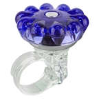 Mirrycle Blue Twist Bling Bell