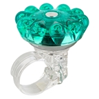 Mirrycle Green Twist Bling Bell