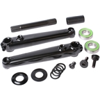 Sunday Saker V2 Cranks with BB 175mm Black