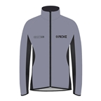Proviz Reflect360 Performance Cycling Jacket, Reflective Gray