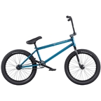 "We The People Crysis BMX Bike - 20.5"" TT, Matte Translucent Teal"
