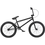 "We The People Nova Special Edition BMX Bike - 20.5"" TT, Matte Black/Matte Dark Gray"