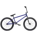 We The People Audio 22 BMX Bike - 21.9 TT Matte Translucent Blue