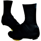 "Defeet Slipstream Strada Shoe Cover: 5"" Black"