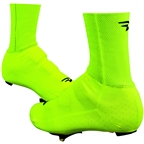 "Defeet Slipstream Strada Shoe Cover: 5"" Hi-Vis Yellow"
