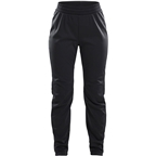 Craft Women's Warm Training Pants, Black