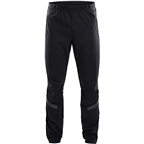 Craft Men's Warm Training Pants, Black