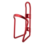 Delta Standard Alloy Bottle Cage, Anodized Red