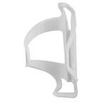 Lezyne Flow Cage. Side Load Right, White