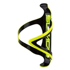 Supacaz Standard Fly Bottle Cage, Carbon/Yellow