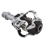 Exustar PM211 MTB SPD Double Sided Pedals, 9/16""