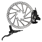 Clarks Clout-1 Rear Hydraulic Disc Brake, 160mm, IS Mount