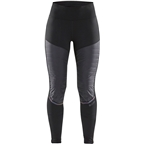 Craft SubZ Padded Tights - Black, Women's