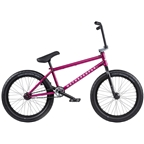 "We The People Trust BMX Bike - 21"" TT, Translucent Berry Pink, Cassette"