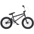 "We The People Seed BMX Bike - 16"" TT, Matte Black"