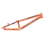 "Staats Bloodline BMX Race Frame - Mini, 17.5"" TT, Orange"