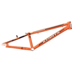 "Staats Bloodline BMX Cruiser 24"" Frame - Pro, 21.25"" TT, Orange"