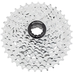 microSHIFT G10 Cassette - 10 Speed, 11-36t, Chrome Plated, With Spider