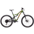 KHS SixFifty 6600+ 27.5 1x11 Carbon Trail Bike Army Green
