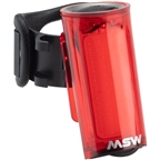 MSW Tigermoth 40 USB Taillight 40 Lumen Black