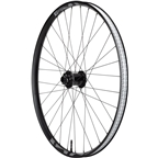 "e*thirteen by The Hive LG1+ Front Wheel - 29"", 20 x 110mm, 6-Bolt, Black"