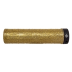 Supacaz Grizips Lock-On Grips, Gold Bling, 135x32mm