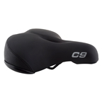 "Cloud-9 Support XL Air Flow Cruiser Seat, 11x11.25"", Black"